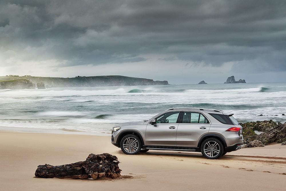 Mercedes-Benz GLE: предмет гордости мужчины, рассмотренный в деталях