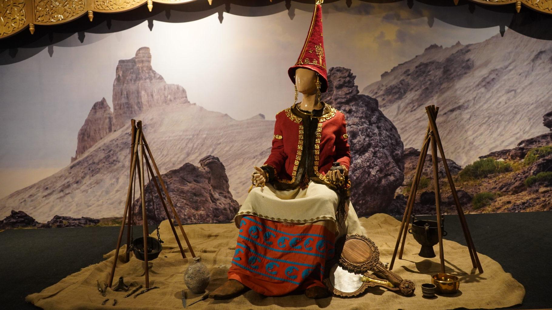 Выставка Национального музея в Афинах