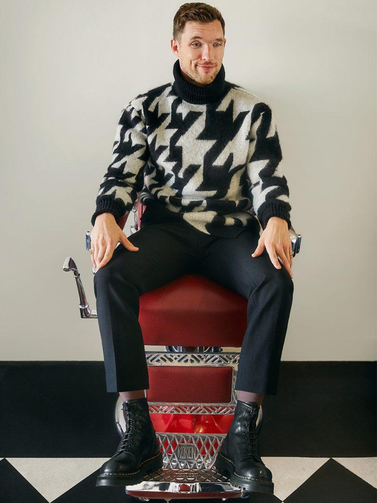 Эд Скрейн: «Занятие творчеством – своего рода привилегия»