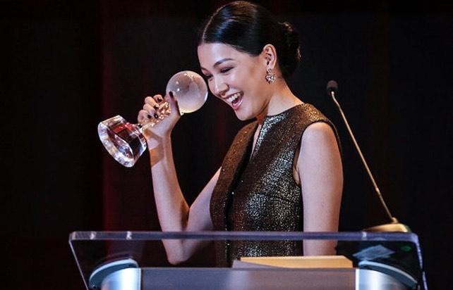 Аружан Джазильбекова стала лучшей актрисой на премии в США