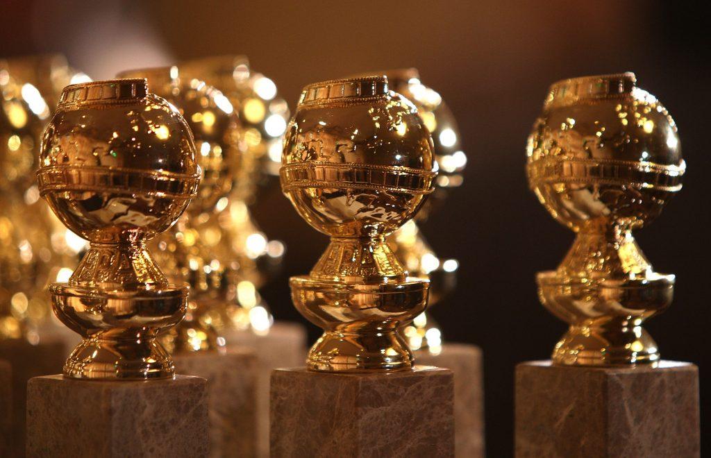 Золотой Глобус статуэтка