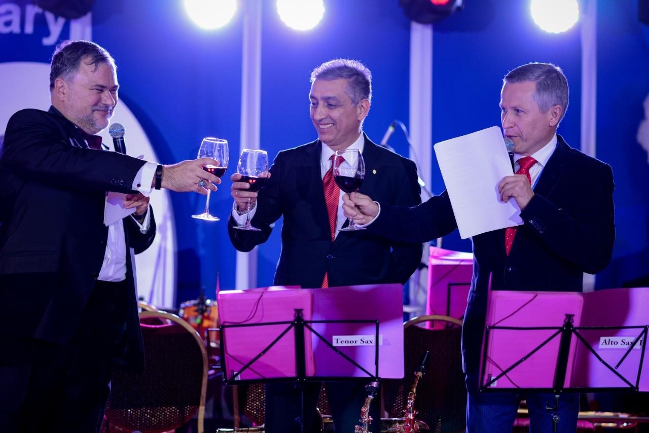 Юбилейный праздник молодого вина Le Beaujolais Nouveau 2019 отметили в Алматы