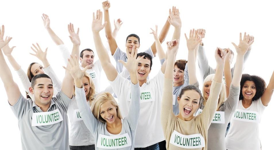 волонтеры студенты занятия волонтерством