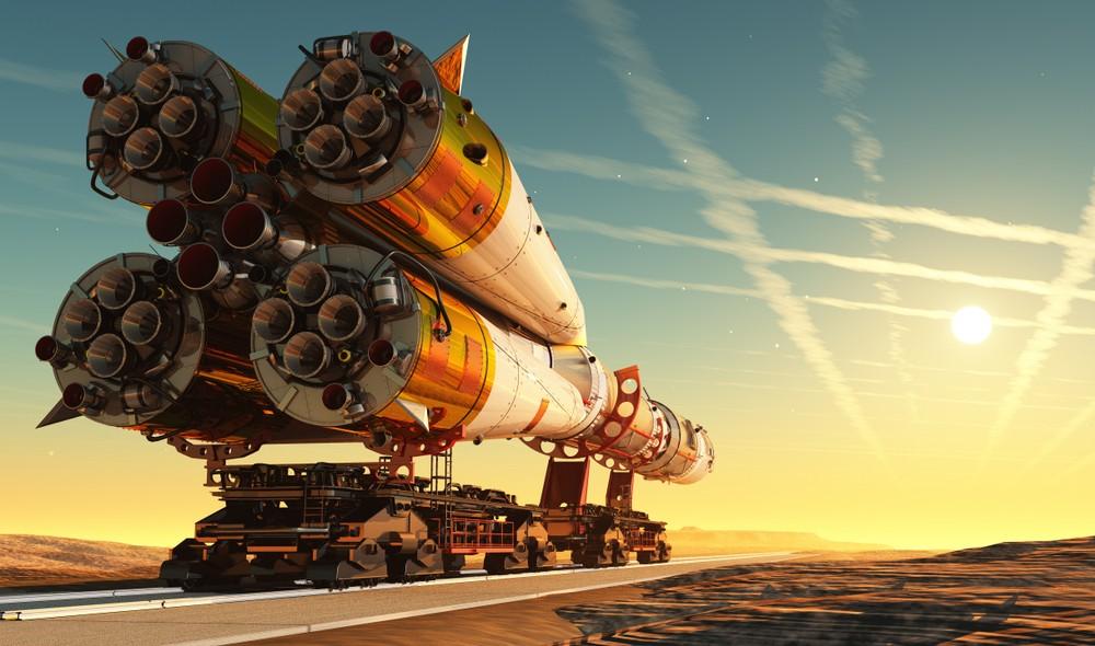 Байконур ракета запуск Назарбаевский старт