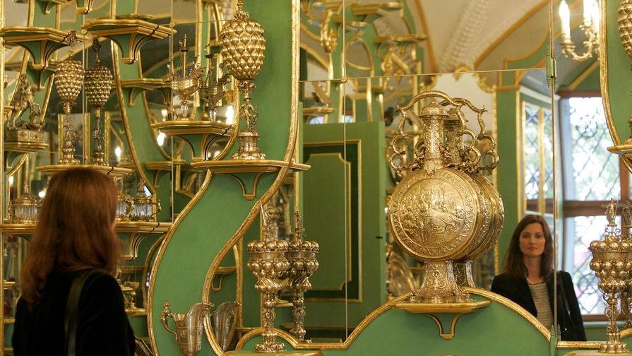 Крупнейшая музейная кража в истории: из сокровищницы в Дрездене похитили экспонаты на 1 млрд евро