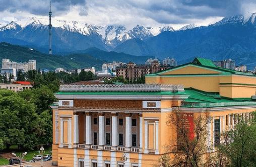 Разрешение на строительство нового ЖК в исторической части Алматы отозвали