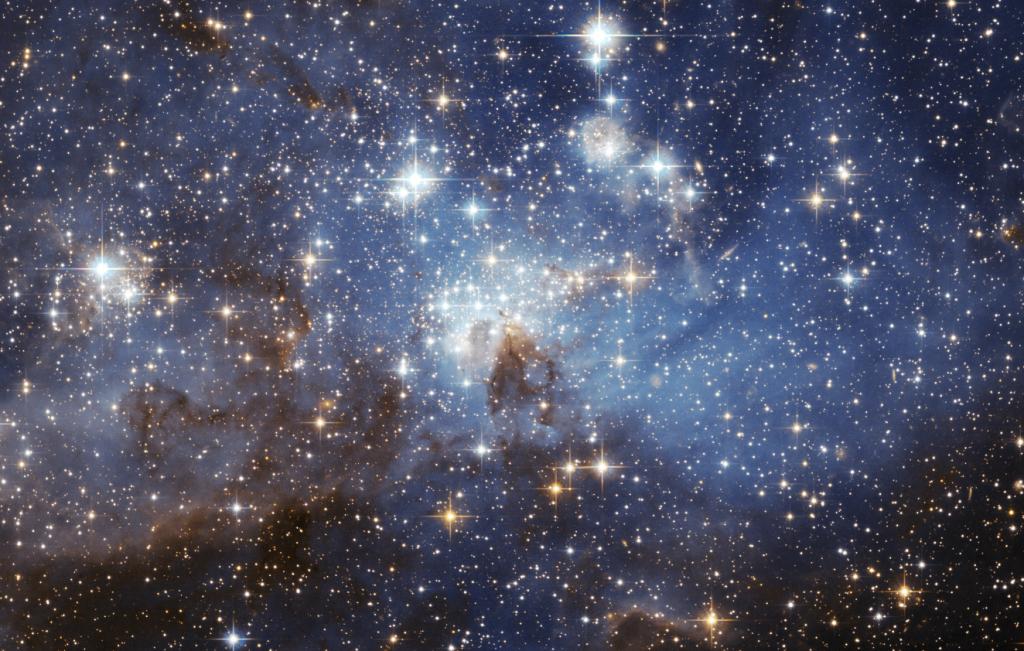 Астрономы выявили исчезновение 100 звезд с неба