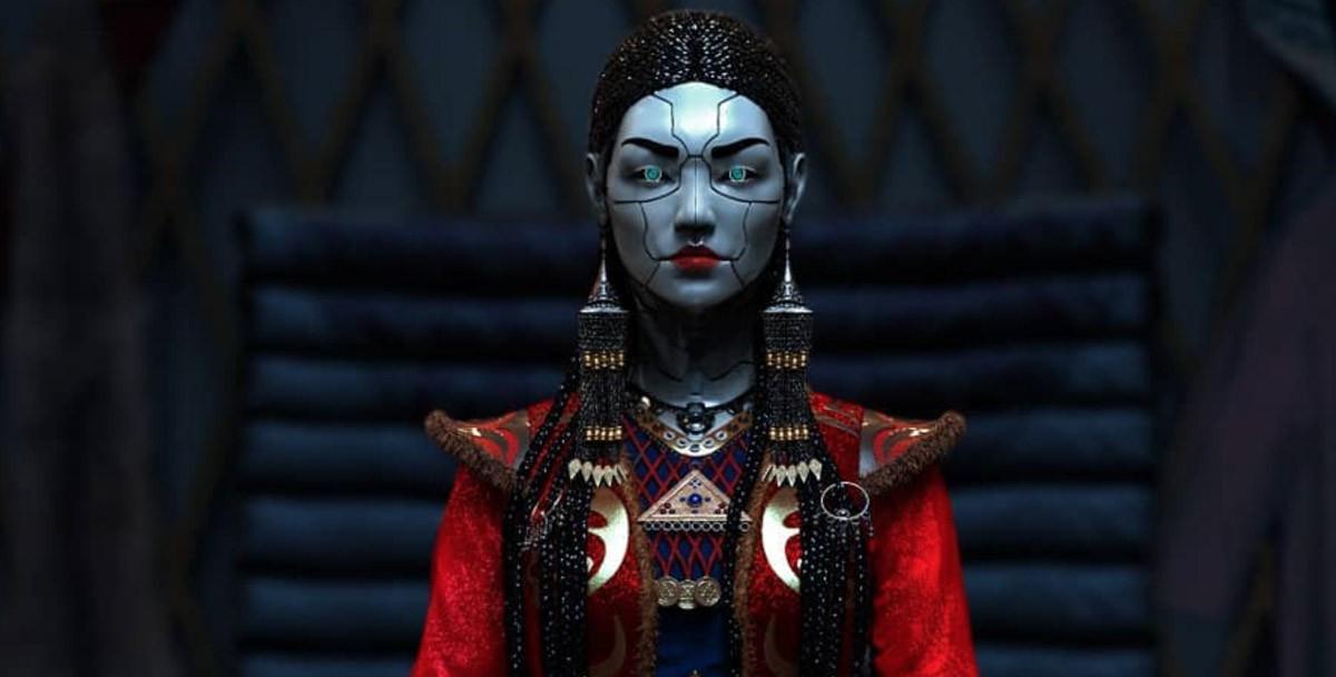 Киберпанк по-кыргызски: художник из Бишкека создает уникальные персонажи в 3D-графике