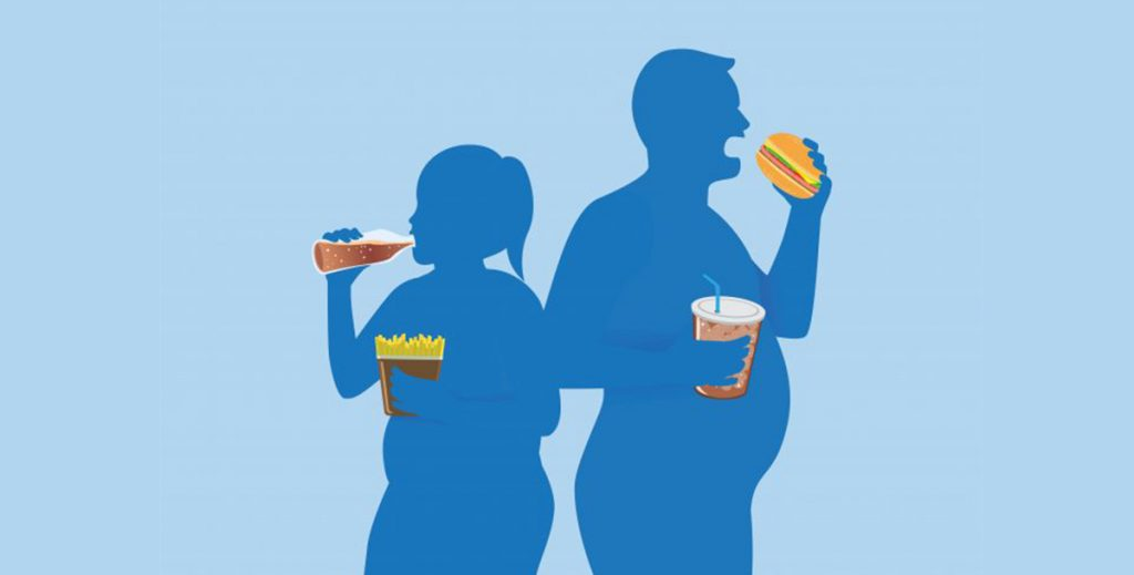 Люди с избыточным весом ускоряют глобальное потепление