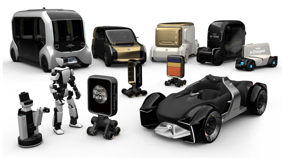будущее автомобилестроения