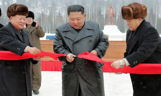 В КНДР открыли новый современный город