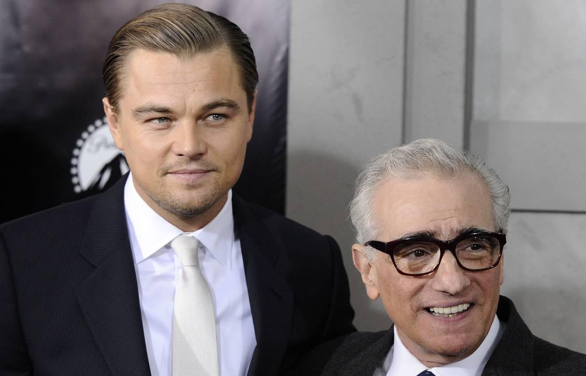 Мартин Скорсезе готовится к своему новому фильму с участием Леонардо ДиКаприо