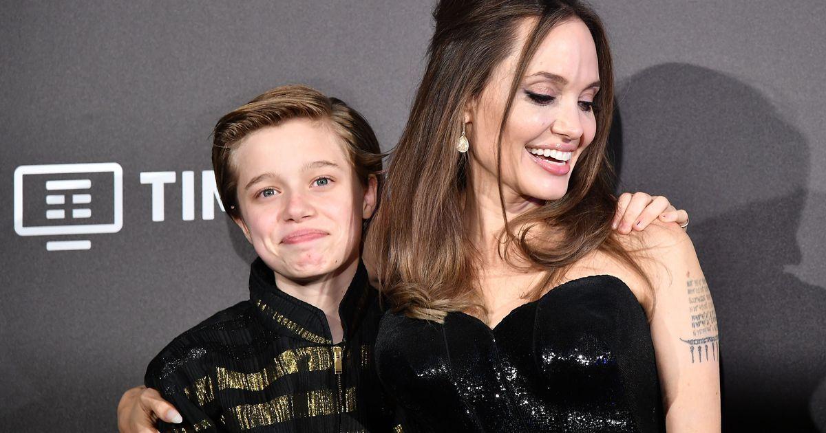 Родная дочь Анджелины Джоли и Брэда Питта решила сменить пол