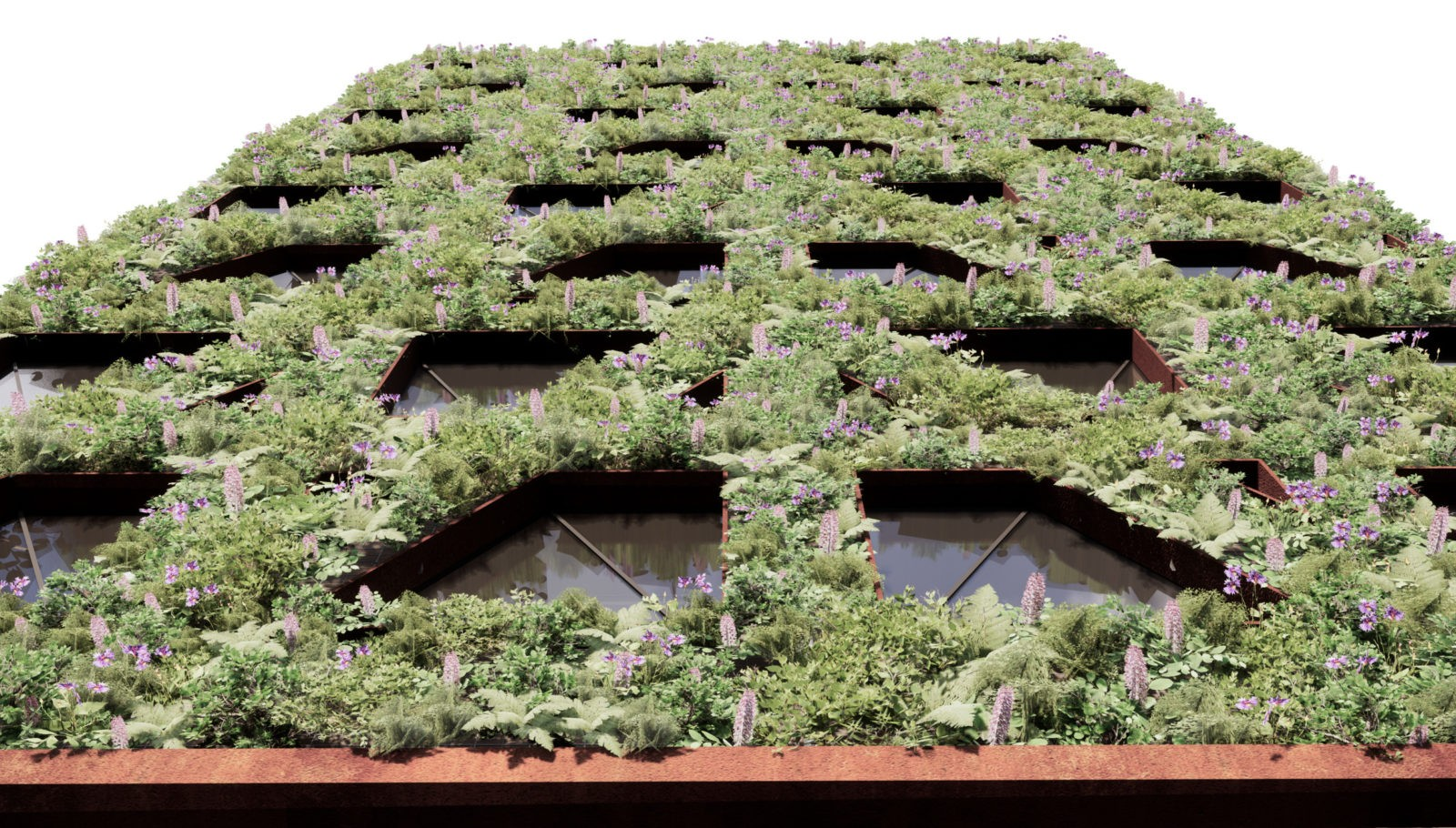«Зеленое» здание появится в Лондоне
