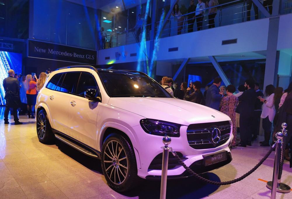 Mercedes-Benz GLS в Алматы
