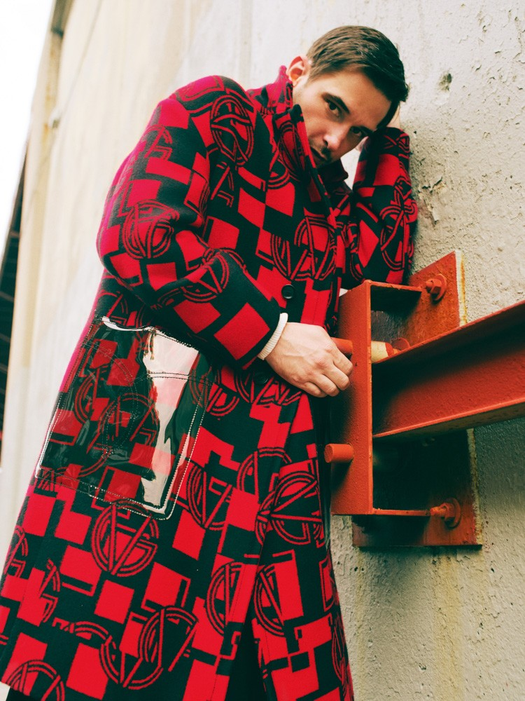 Versace Giorgio Armani идеальный баланс
