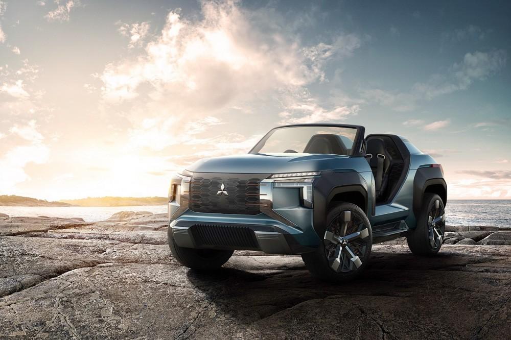 Mitsubishi mi-tech будущее автомобилестроения