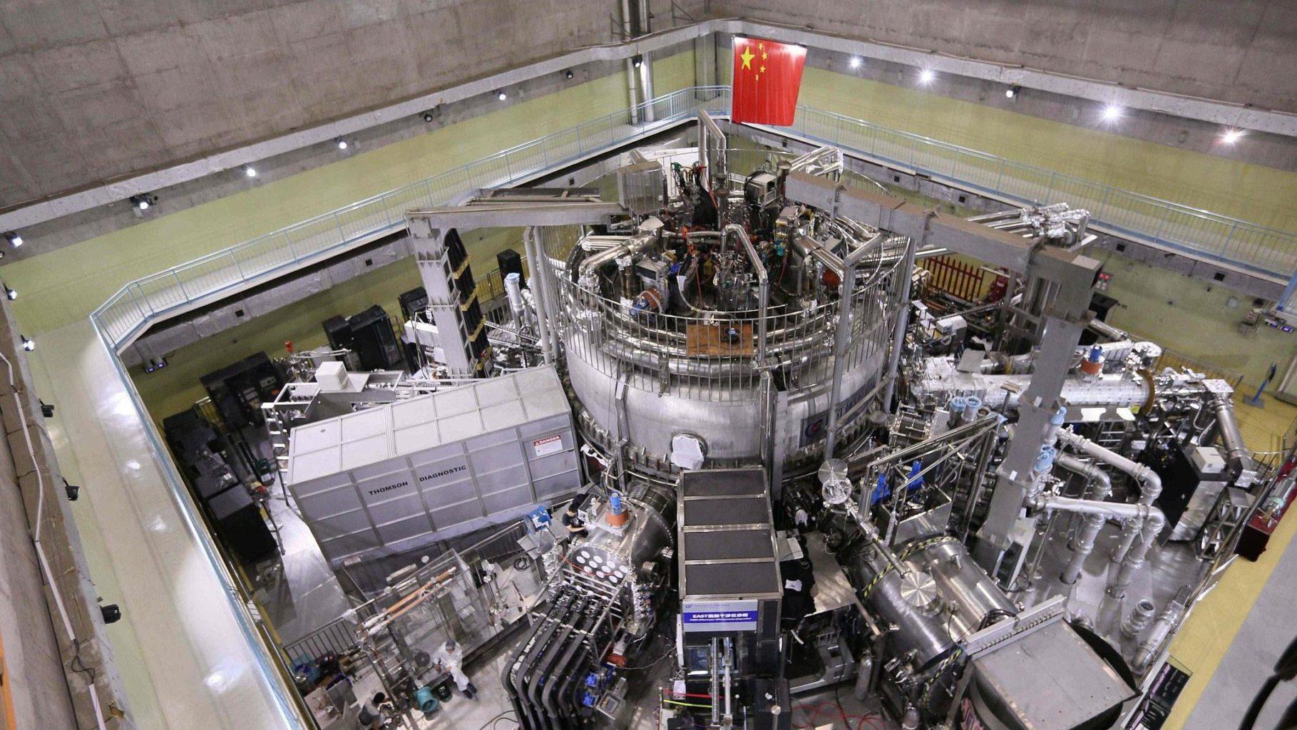 Уже в следующем году в Китае запустят «искусственное Солнце»