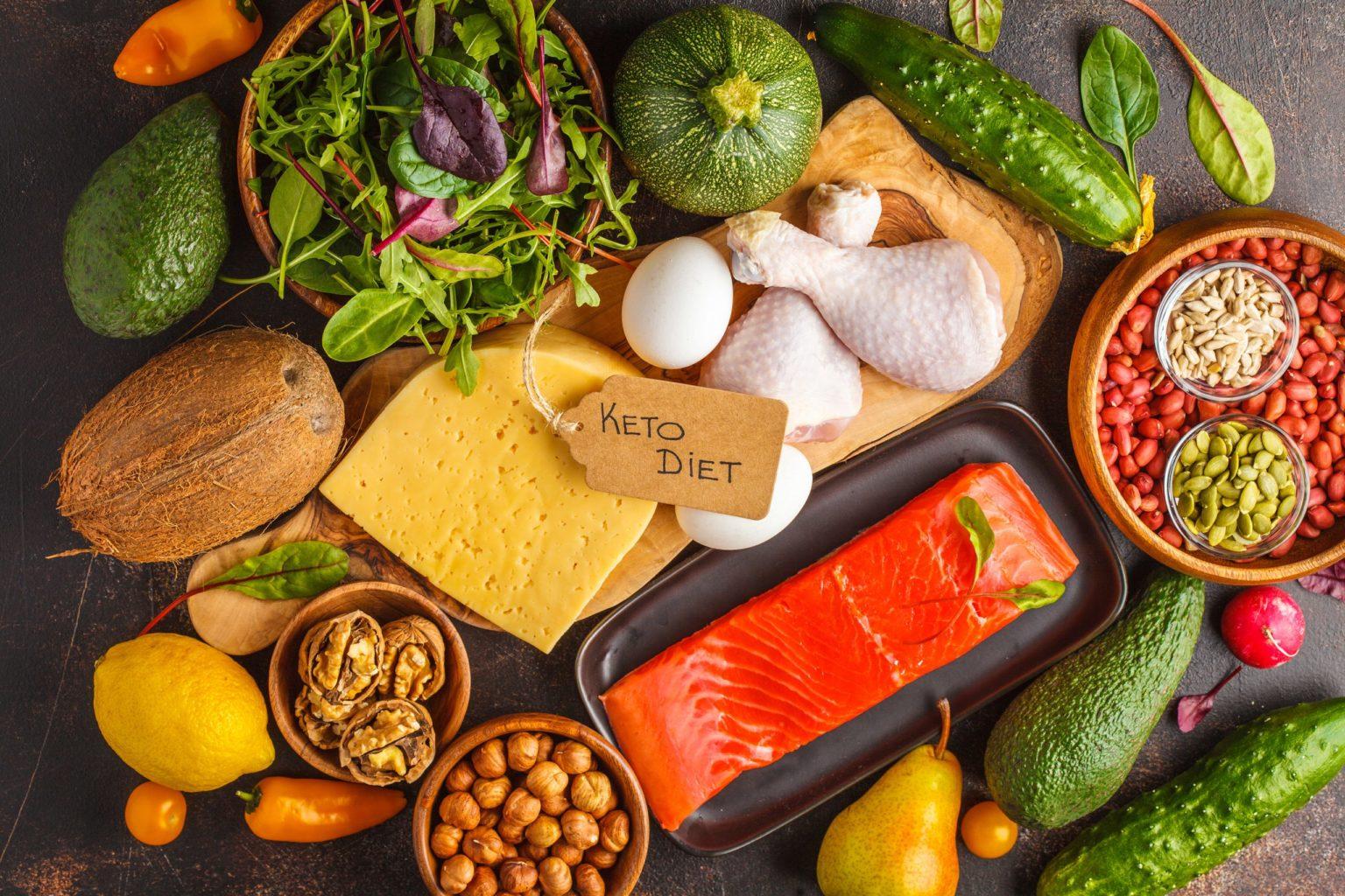 Ученые: кето-диета помогает бороться с гриппом