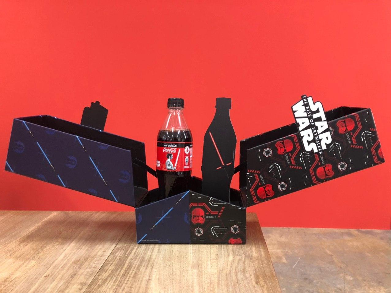 Coca-Cola Звездные войны