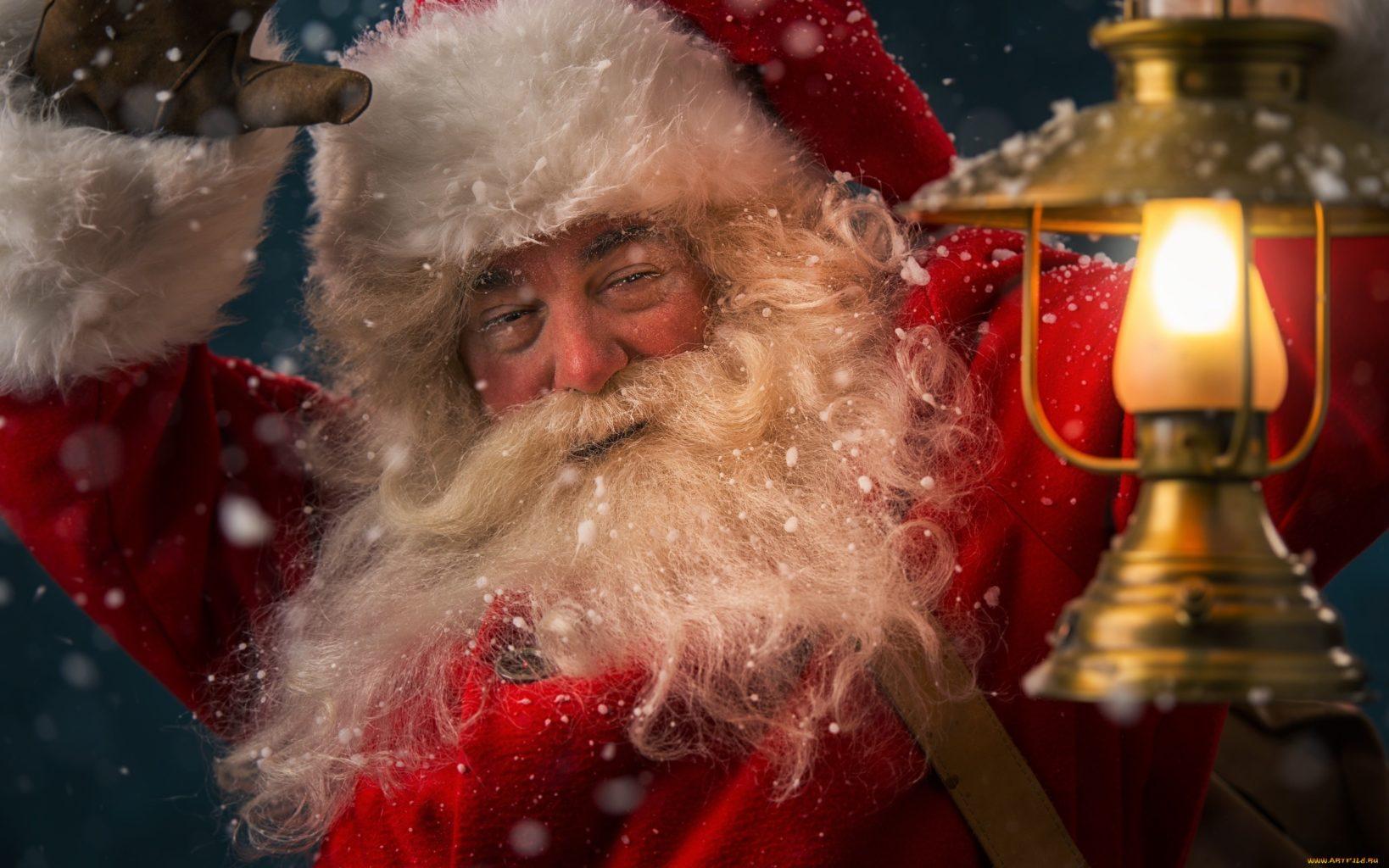 Американские военные начали отслеживать маршрут саней Санта-Клауса