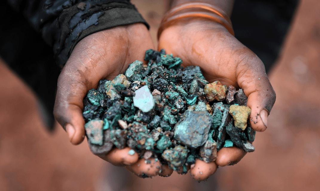 кобальт шахты иск International Rights Advocates