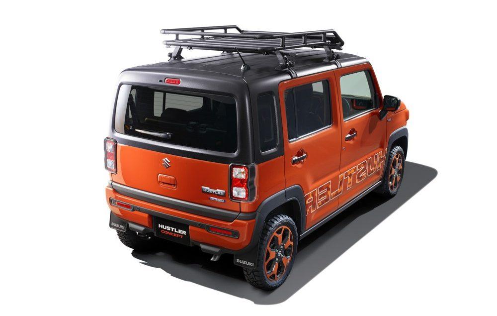 Suzuki Hustler будущее автомобилестроения