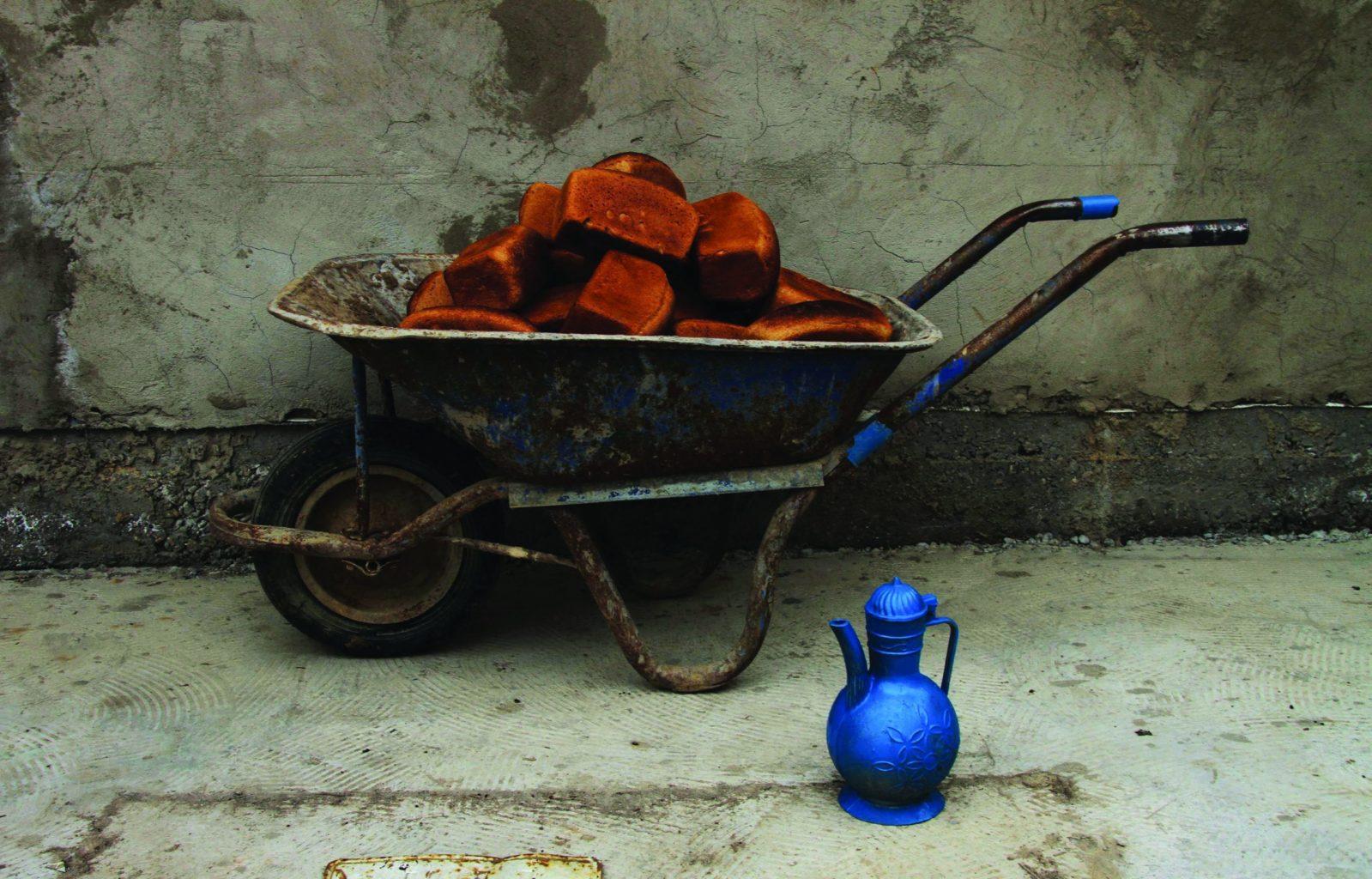 Потребление и казахстанское современное искусcтво