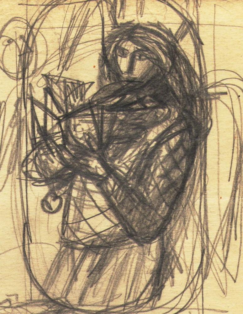 Отрывок из новой книги Александра Бренера «Искусство жизни и искусство видеть: Блинова и Хальфин»