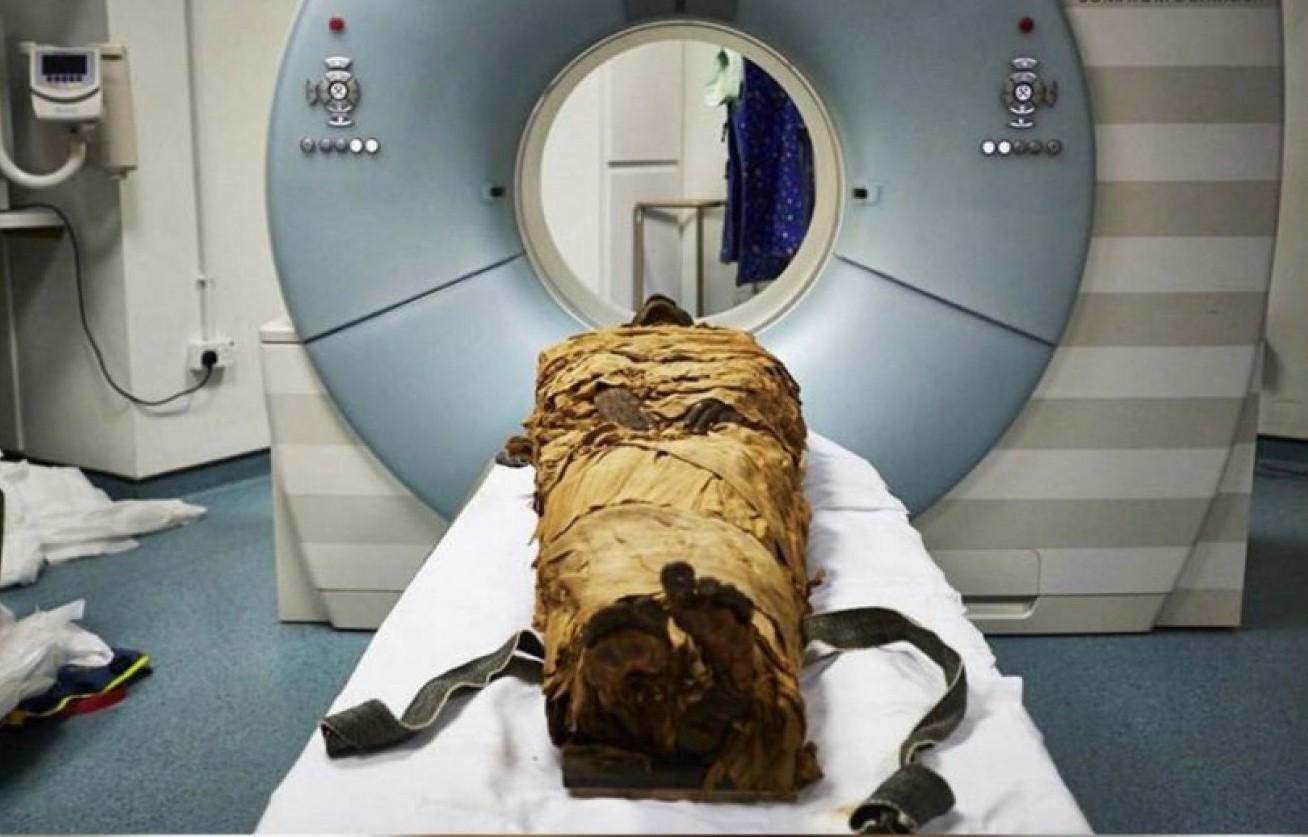 Ученые воссоздали голос трехтысячелетней мумии