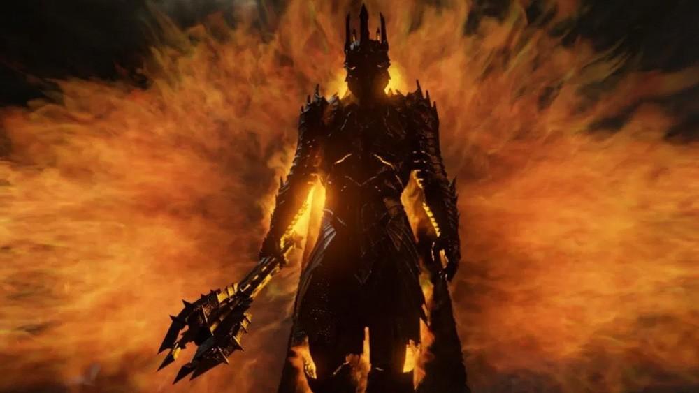 Властелин колец Саурон