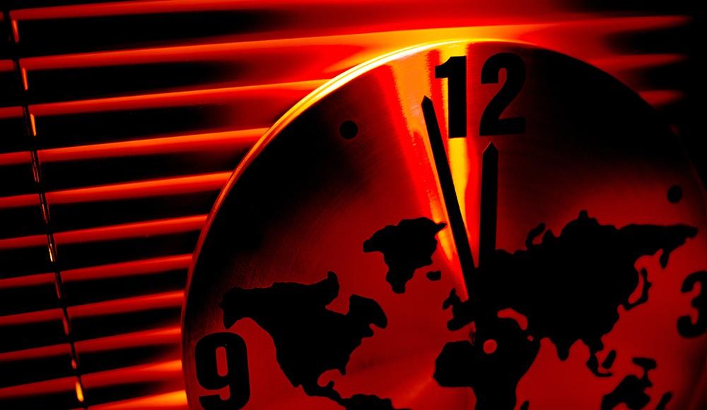 До конца света осталась 1 минута 40 секунд