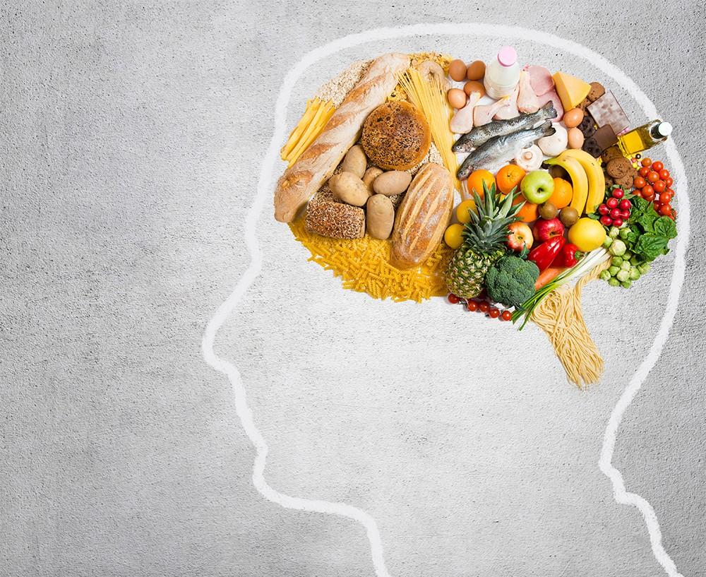 Мозг и продукты