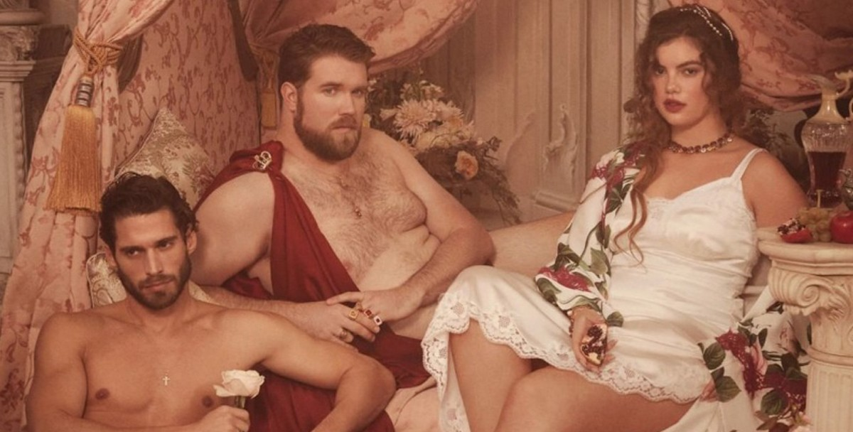 Бренд Dolce & Gabbana выпустил бодипозитивный лукбук по мотивам Рубенса