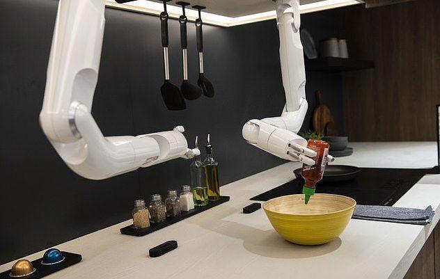 Bot Chef Samsung