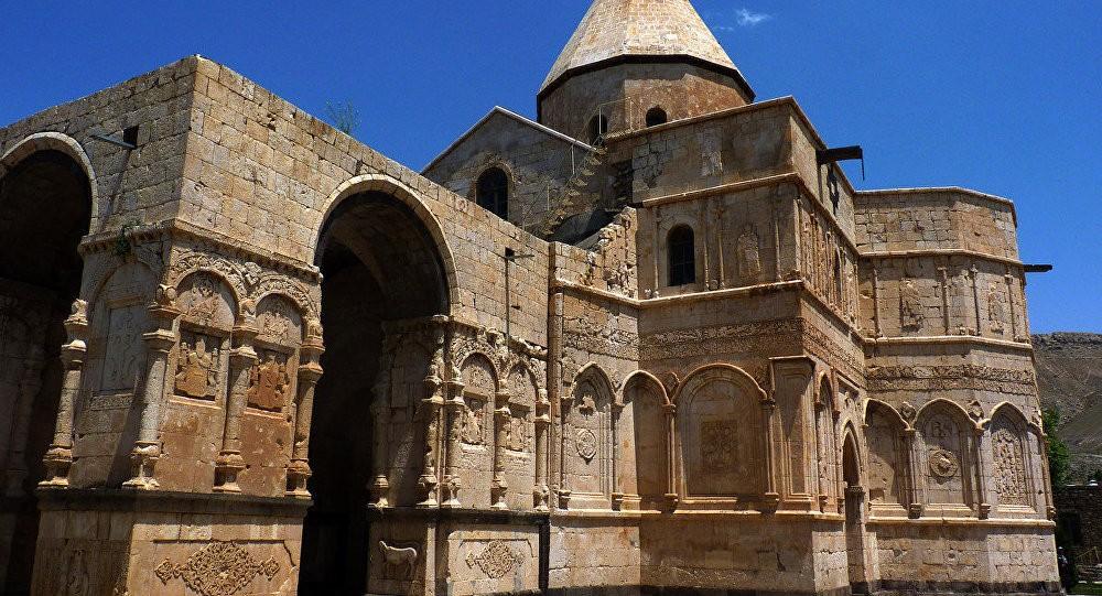 Армянские монастырские комплексы ЮНЕСКО в Иране