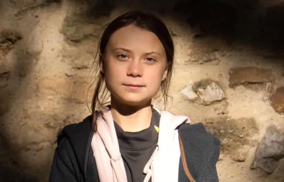 Грета Тунберг вновь обвинила всех в бездействии