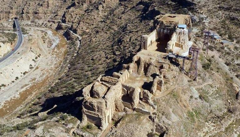 Сасанидский археологический ландшафт ЮНЕСКО в Иране
