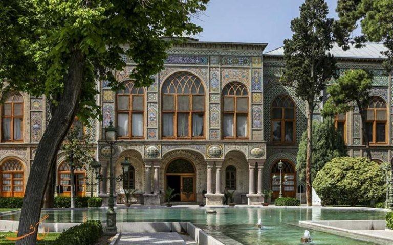 Дворец Голестан ЮНЕСКО в Иране