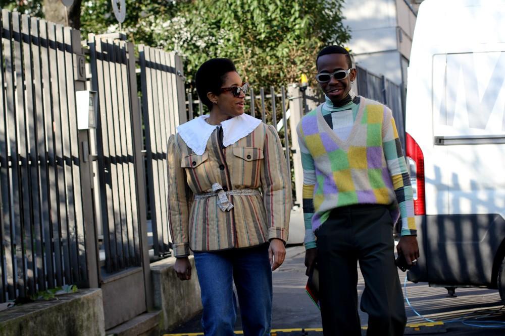 Неделя мужской моды-2020. Мода миланских улиц