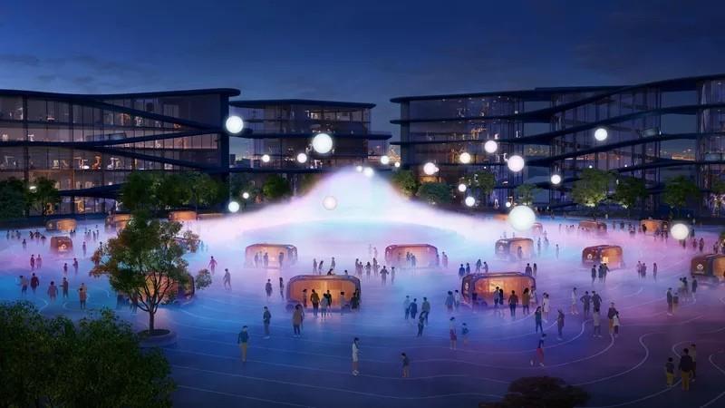 город будущего от Toyota