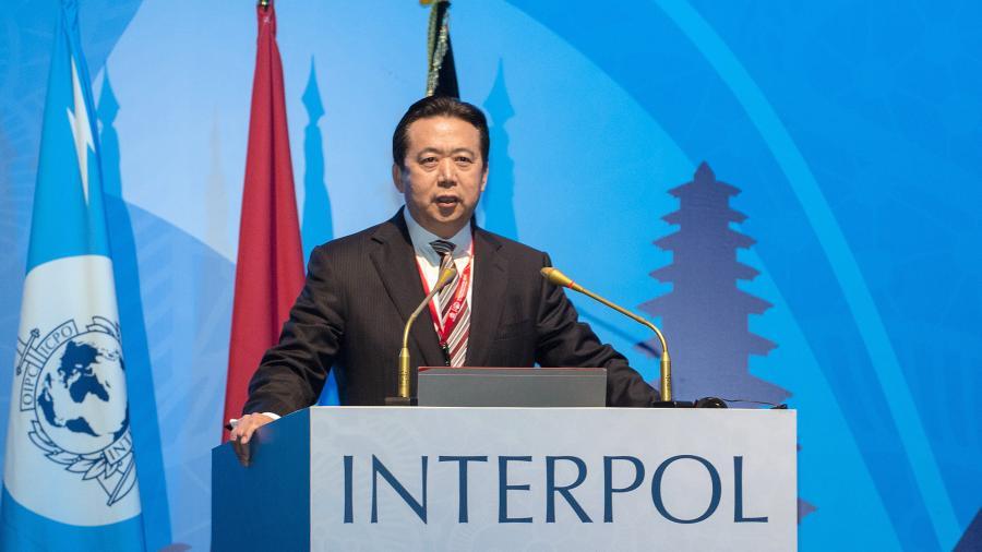 Экс-глава Интерпола осужден за взятки