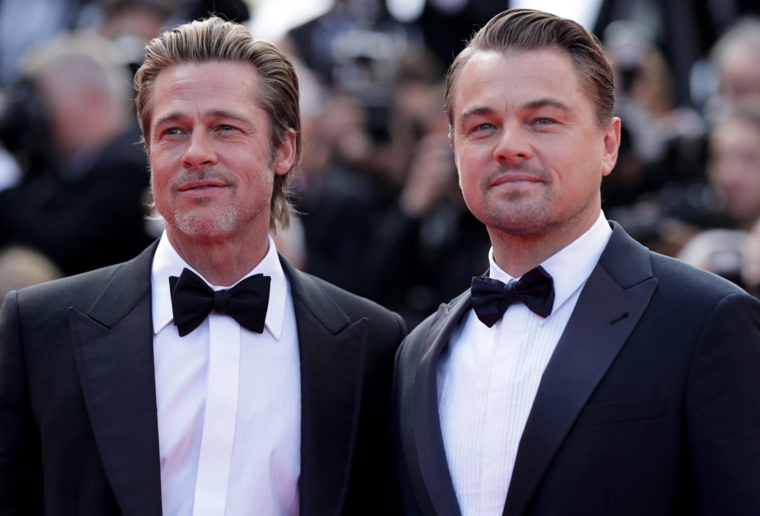 Питт звезде «Титаника»: «Лео, я бы разделил с тобой плот», речь актера на «Золотом Глобусе»