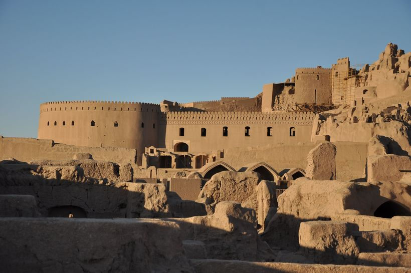 город Бам ЮНЕСКО в Иране