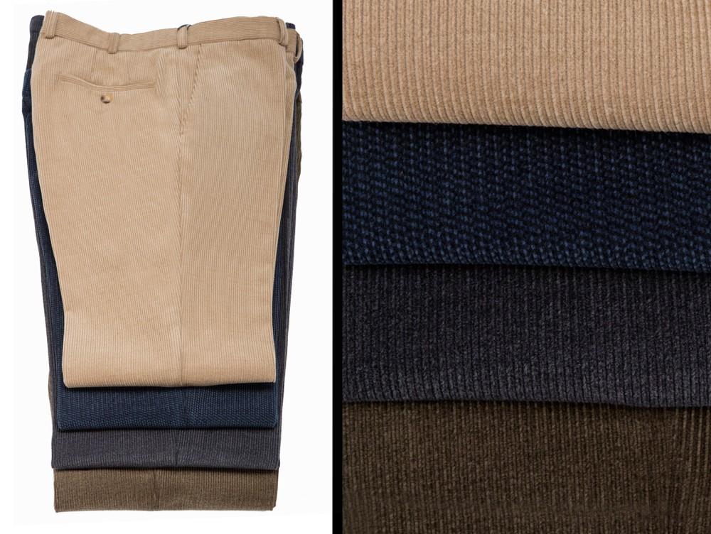 Вельветовые брюки: важная часть мужского гардероба, рассмотренная в деталях