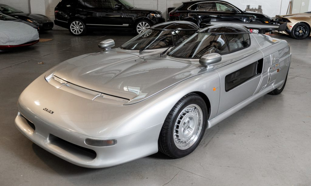 Italdesign Aztec 1988