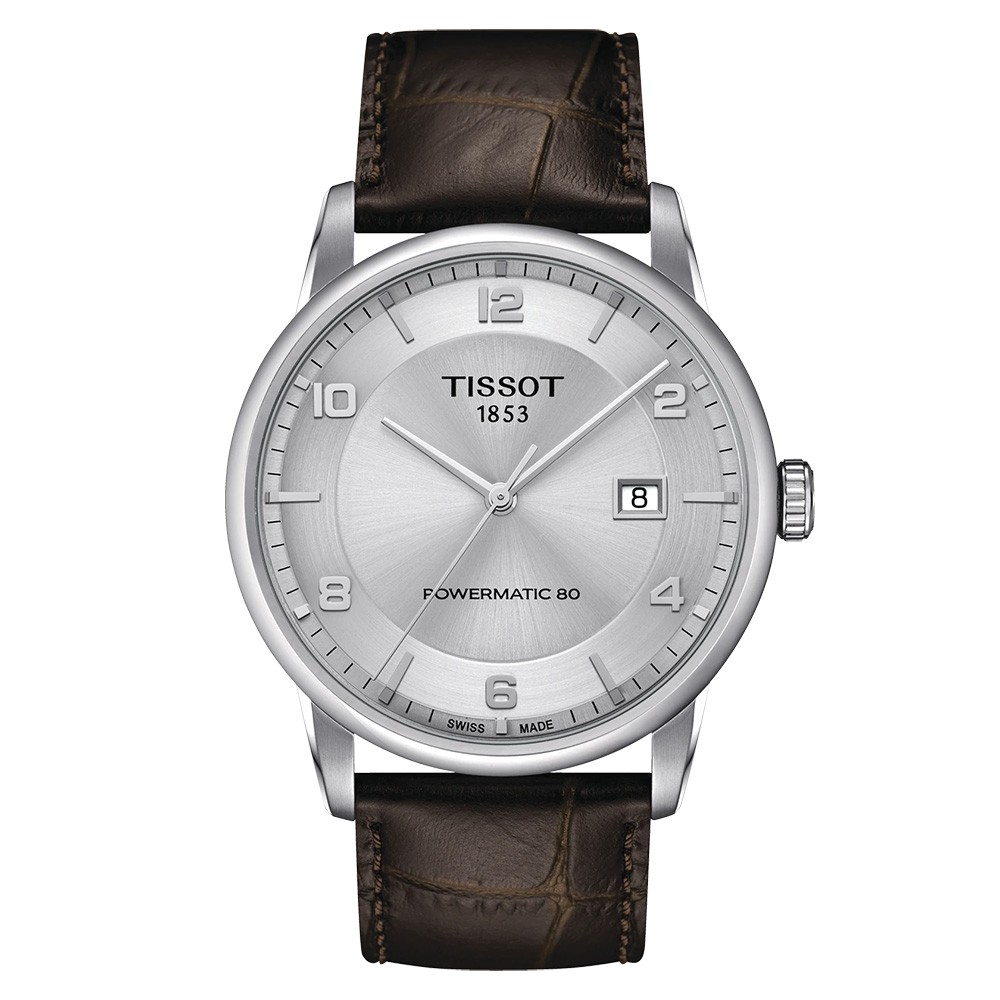 Tissot Luxury Powermatic 80 T086.407.16.037.00: часы месяца