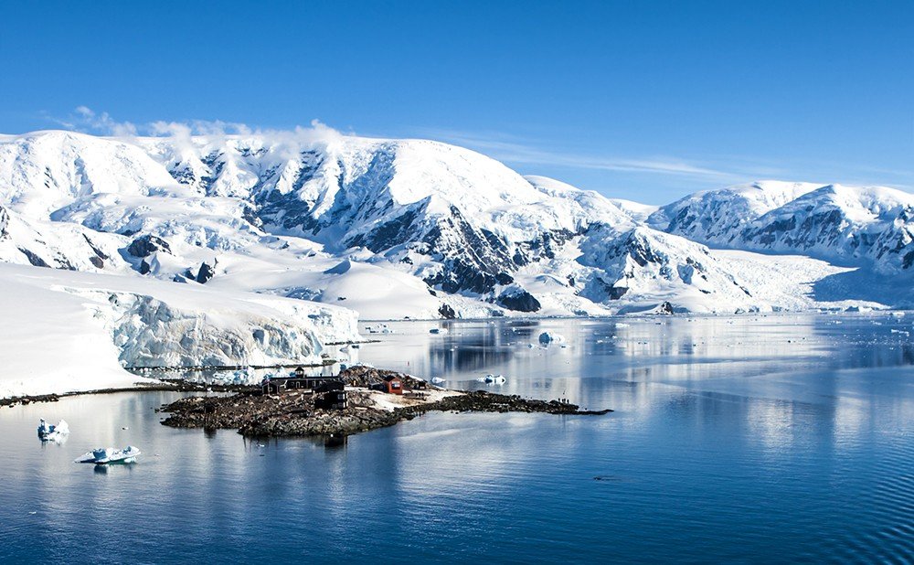 Рекордно высокая температура зафиксирована в Антарктике