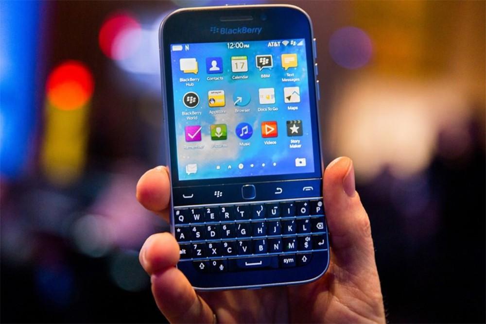 Телефоны BlackBerry
