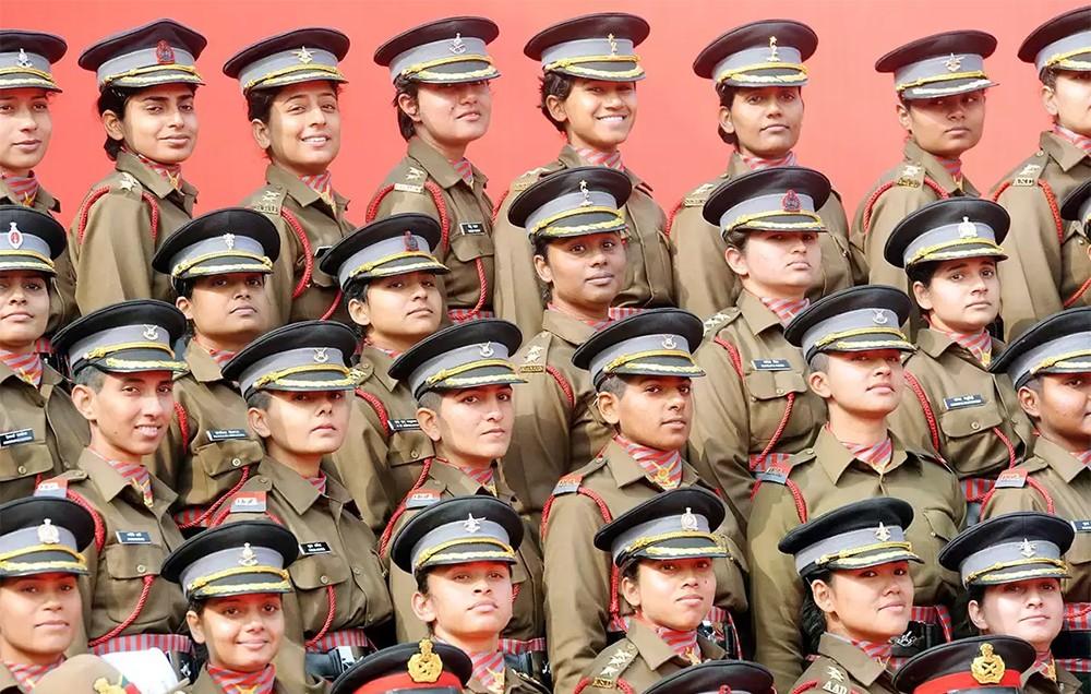 Женщинам Индии разрешили командовать армией